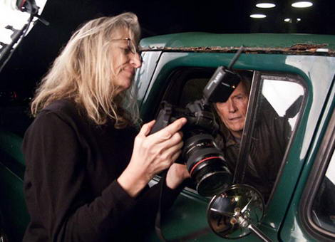 Vanity Fair Annie Leibovitz Clint Eastwood