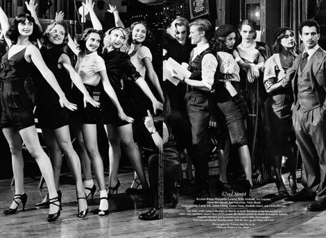 Vanity Fair August Thirties movies