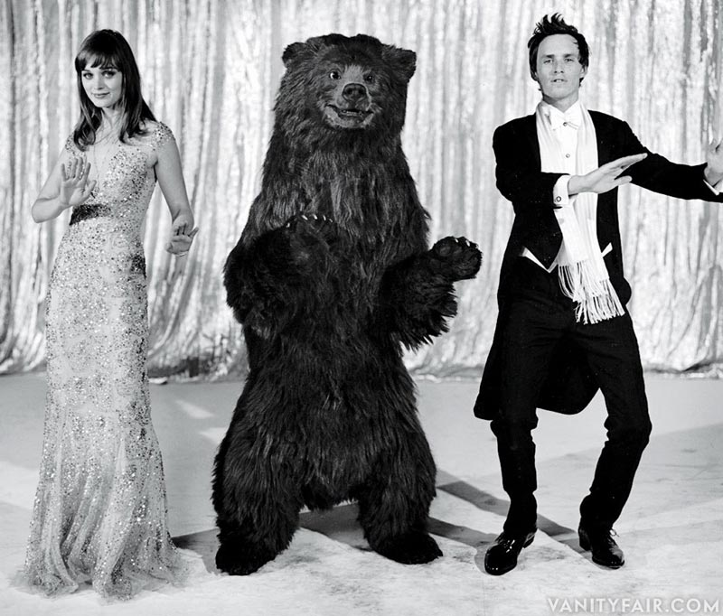 Vanity Fair March 2013 Hollywood portfolio  issue