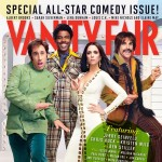 Vanity Fair January 2013 cover