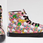 Vans Hello Kitty hi top sneakers