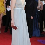 Vera Farmiga blue dress 2010 SAG Awards