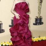 Vera Farmiga Marchesa dress 2010 Oscars