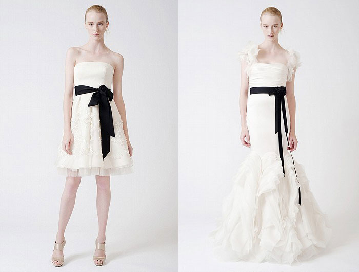 Vera Wang bridal collection Fall 2010 1