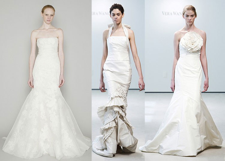 Estel 39 s blog a wedding cakes picture gallery consisting for Peacock feather wedding dress vera wang 2009
