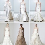 Vera Wang bridal collection Spring 2009