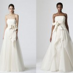 Vera Wang bridal collection Spring 2010 1