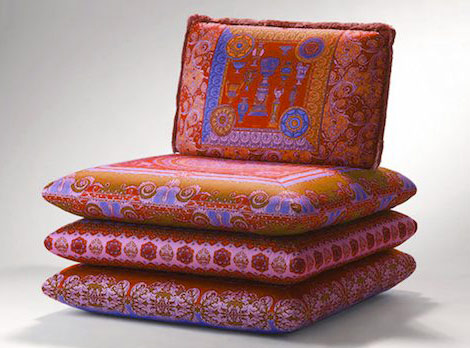 Versace Home Collection 2010: The Harem Chair