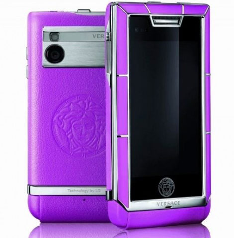 Versace Unique LG Mobile Phone