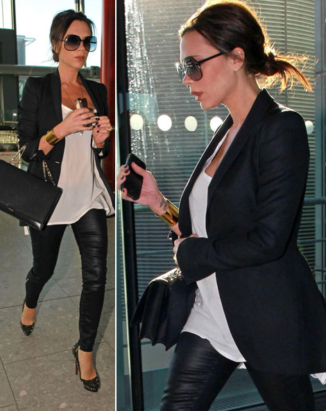 Have You Seen Victoria Beckham's Baby Bump?