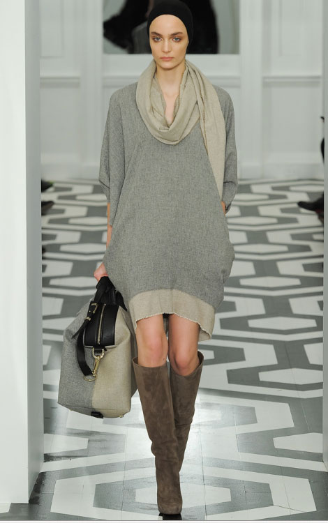 Victoria Beckham Fall Winter 2011 2012 collection