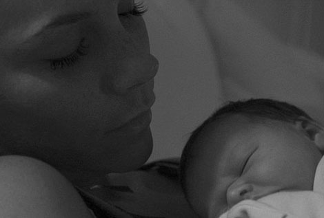 Harper Seven Beckham&#8217;s First Pictures!