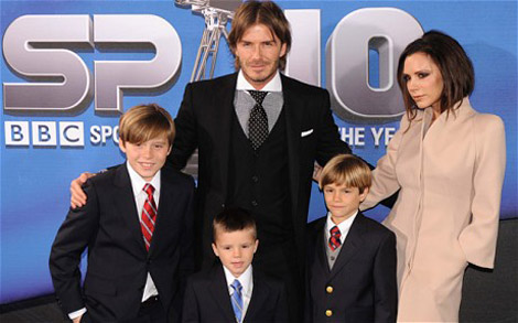 Victoria Beckham Pregnant With Fourth Child. Bookies Already Accepting Bets