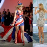Victoria s Secret 2013 Fashion Show Taylor Swift performance outfits