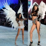 Victoria s Secret 2013 fashion show Adriana Lima wings