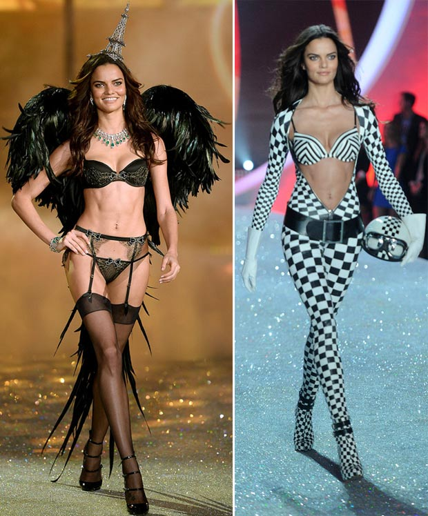 Victoria s Secret 2013 Fashion Show Barbara Fialho