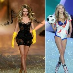 Victoria s Secret 2013 Fashion Show Cara Delevingne looks