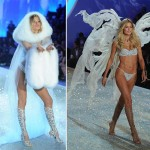 Victoria s Secret 2013 Fashion Show Doutzen Kroes white looks