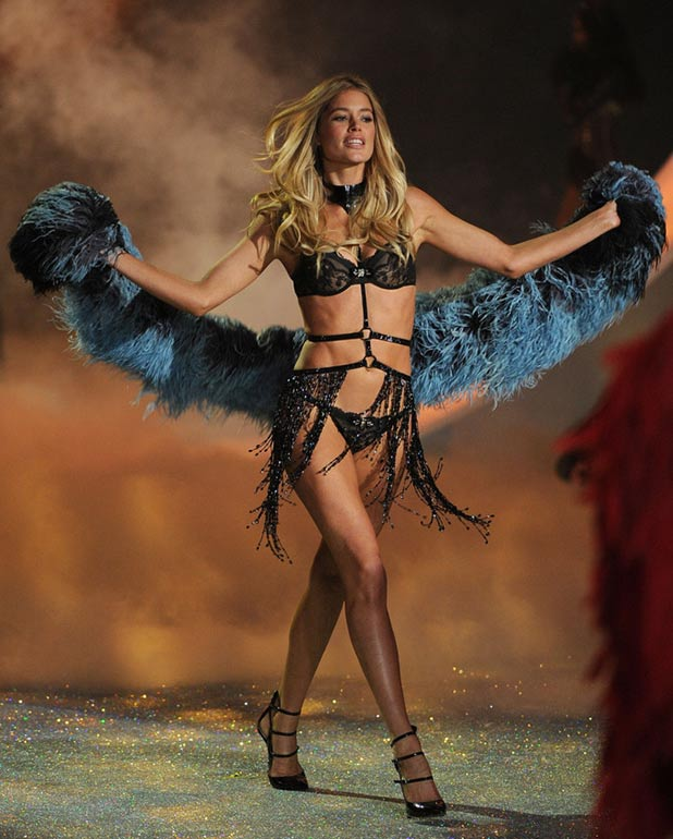 Victoria s Secret 2013 Fashion Show Doutzen Kroes