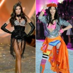 Victoria s Secret 2013 Fashion Show Kelly Gale Ming Xi