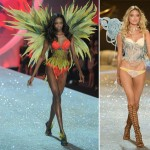 Victoria s Secret 2013 Fashion Show Maria Borges Martha Hunt