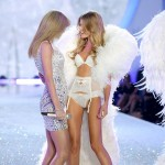 Victoria s Secret 2013 Fashion Show Maryna Linchuk Taylor Swift