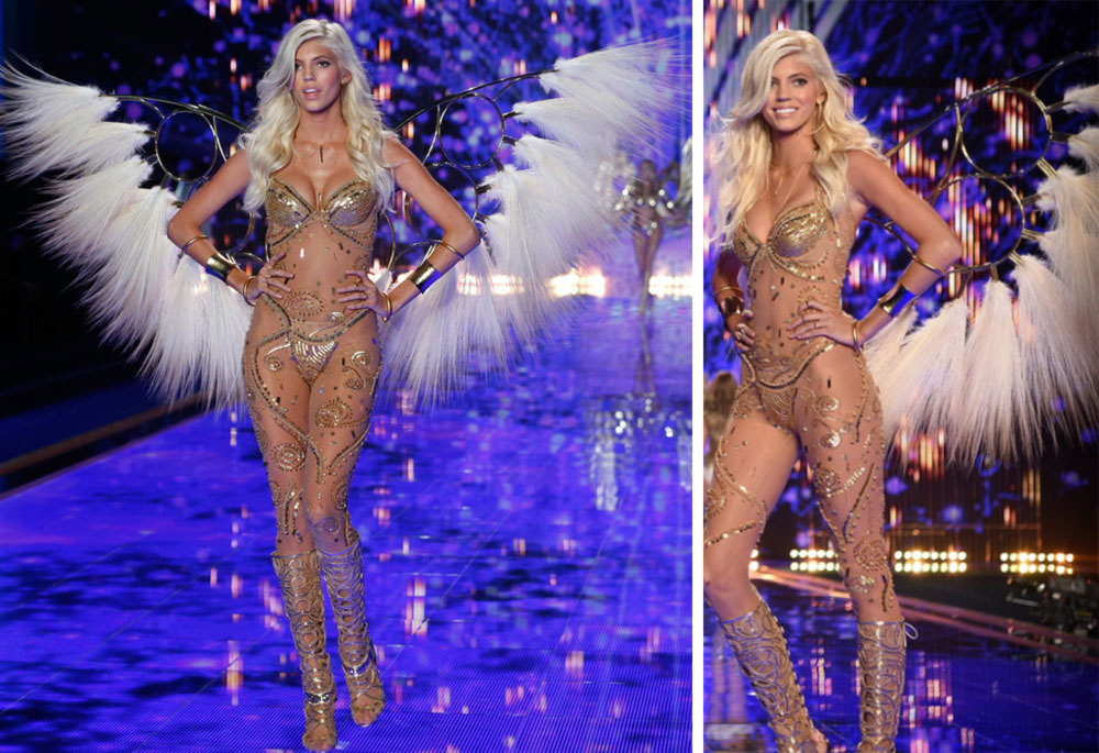 Victoria s Secret Fashion Show 2014 Devon Windsor
