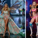 Victoria s Secret 2014 Fashion Show Eniko Mihalik