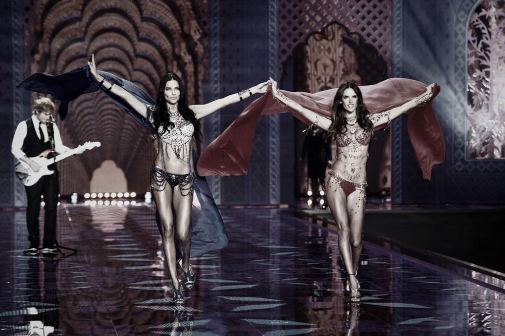 Most Beautiful Angels Wings Victoria's Secret 2014 Fashion Show