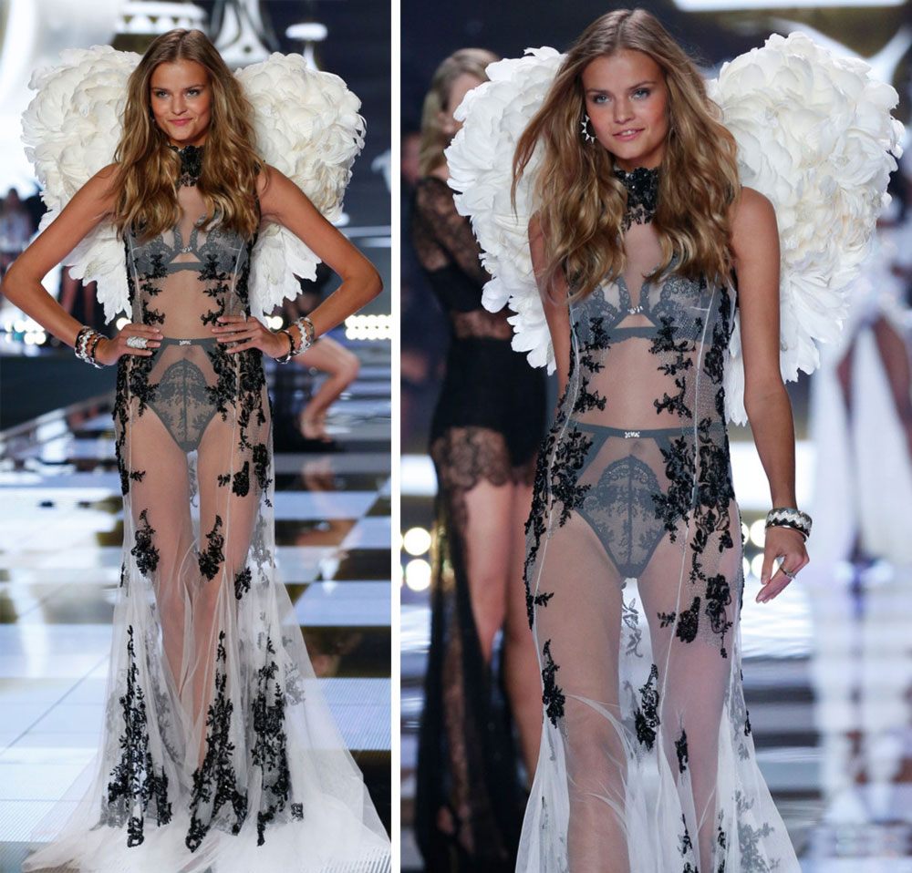 Victoria s Secret 2014 Fashion Show Kate Grigorieva