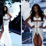 Victoria s Secret 2014 Fashion Show White Wings