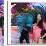 Victorias Secret 2015 Fashion Show Adriana Lima wings feathers