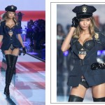 Victoria s Secret 2015 fashion show Josephine Skriver police uniform