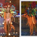 Victorias Secret 2015 fashion show opening Behati Prinsloo