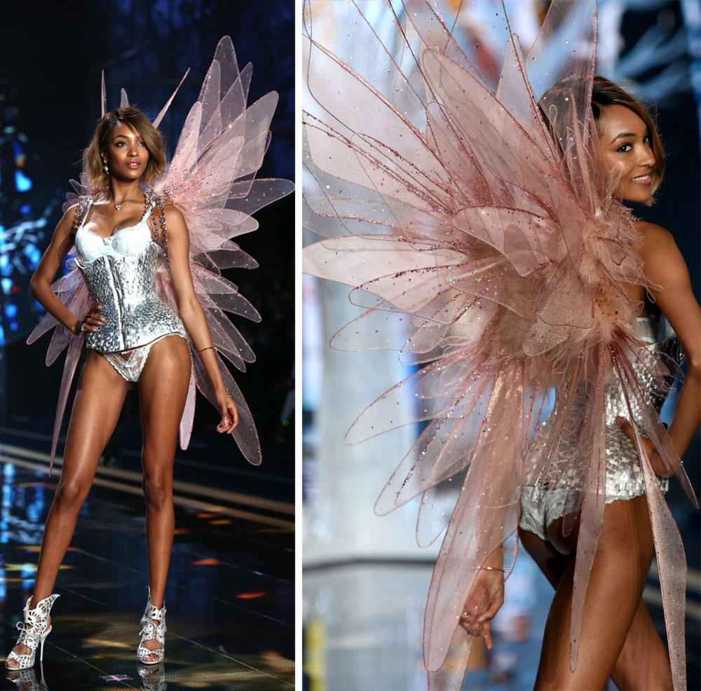Victoria s Secret Fashion Show 2014 Jourdan Dunn
