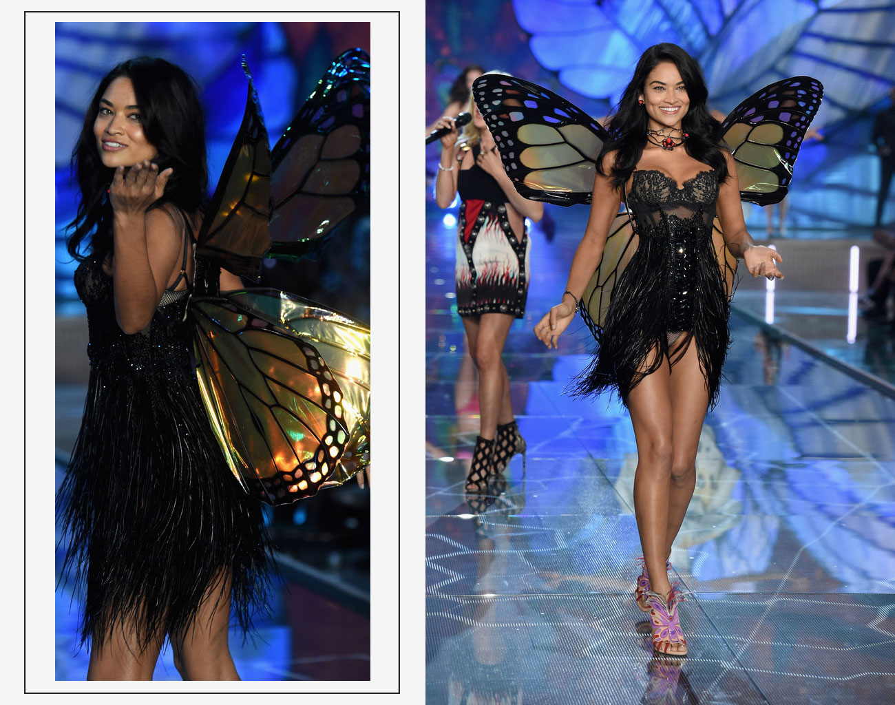 Victorias Secret fashion show 2015 Shanina Shaik