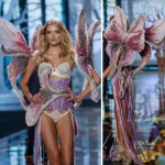 Victoria s Secret Fashion Show 2014 angel wings