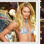 Victorias Secret Fashion Show Candice Swanepoel boho wings