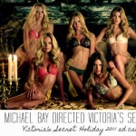 Victoria s Secret Holiday 2011 ad campaign directed by Michael Bay Prague
