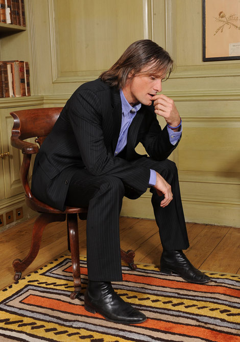 Viggo Mortensen photoshoot