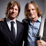 Viggo Mortensen Sean Bean Lord of the Rings