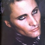 Viggo Mortensen young wearing makeup
