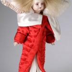 Viktor and Rolf doll bed linen dress