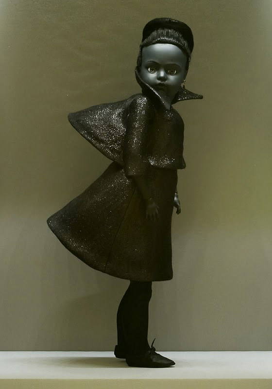 Viktor and Rolf doll black