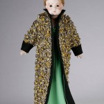 Viktor and Rolf doll green