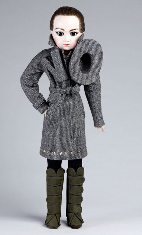 Viktor and Rolf doll no coat