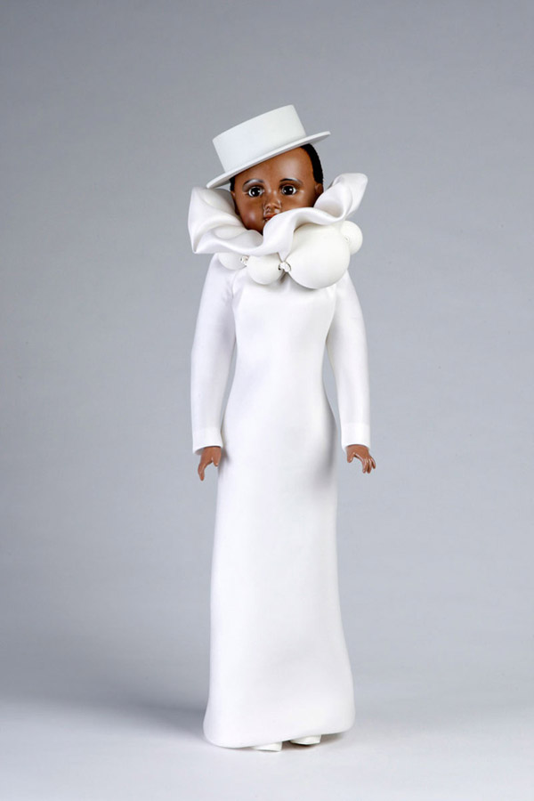 Viktor and Rolf doll white
