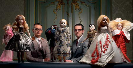 Viktor and Rolf Dolls