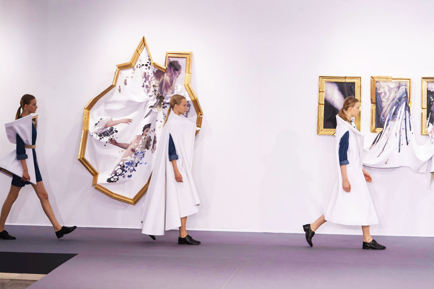 Viktor and Rolf Couture Fall 2015 collection gallery