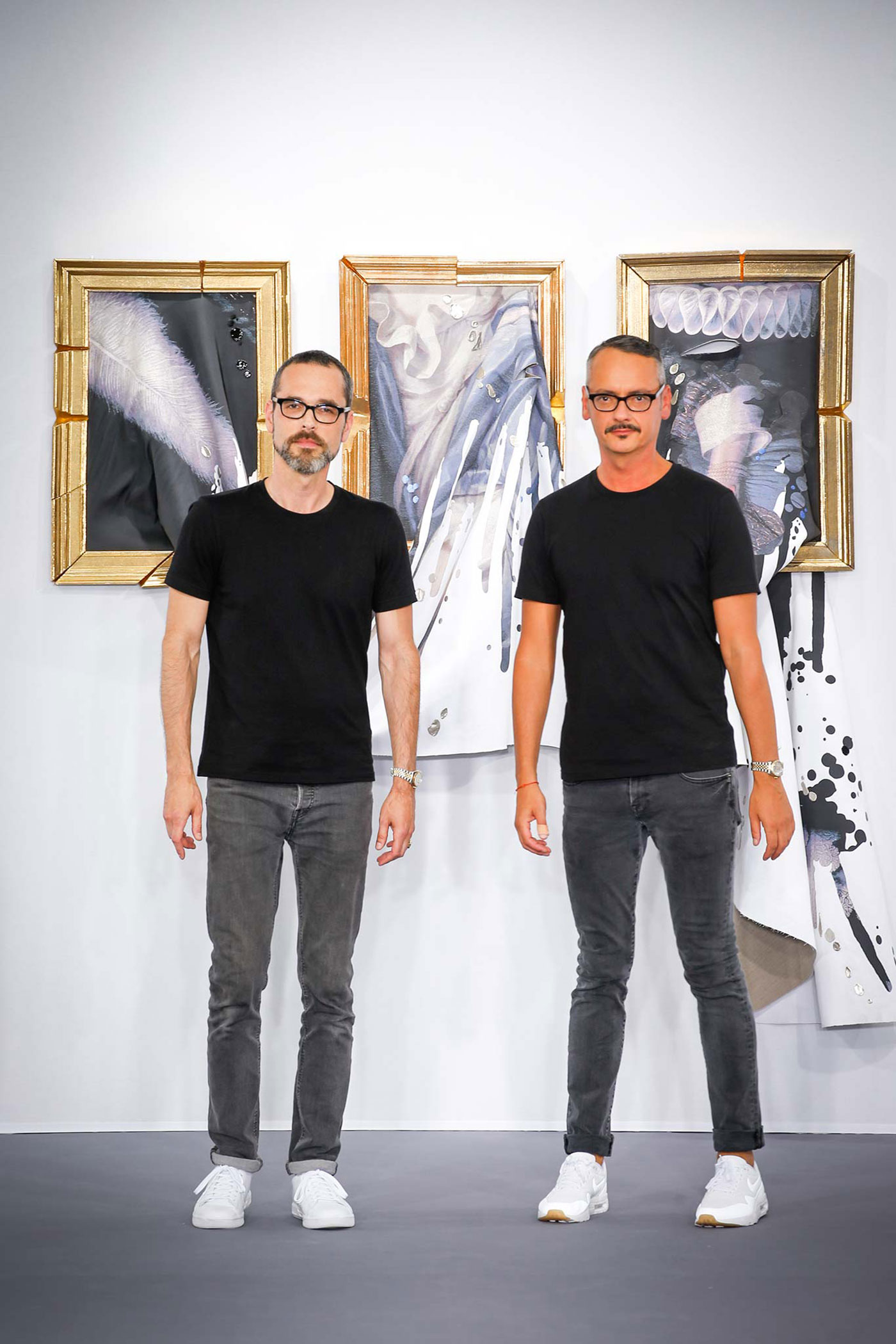 Viktor and Rolf present the Haute Couture Fall 2015 collection